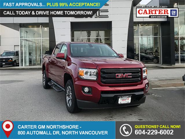 2019 GMC Canyon All Terrain w/Cloth (Stk: 9CN87840) in North Vancouver - Image 1 of 13