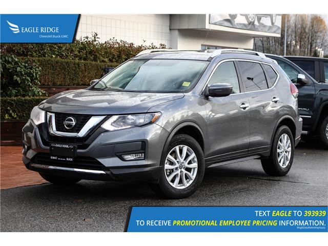 2018 Nissan Rogue SV (Stk: 189396) in Coquitlam - Image 1 of 17