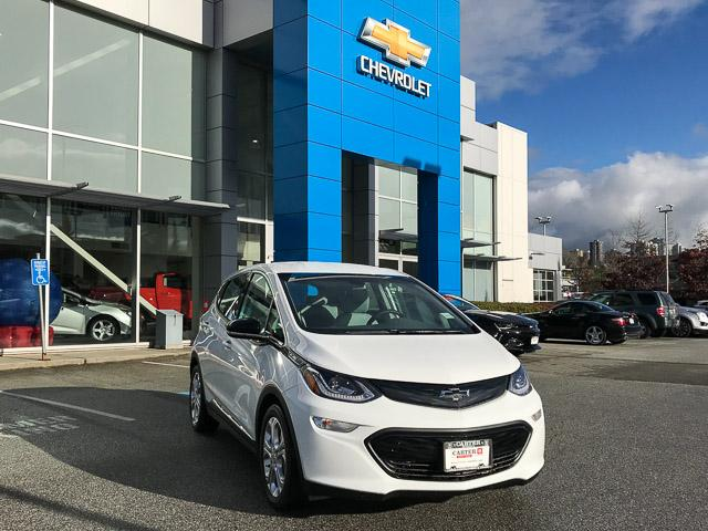 2019 Chevrolet Bolt EV LT (Stk: 9B97640) in North Vancouver - Image 2 of 13