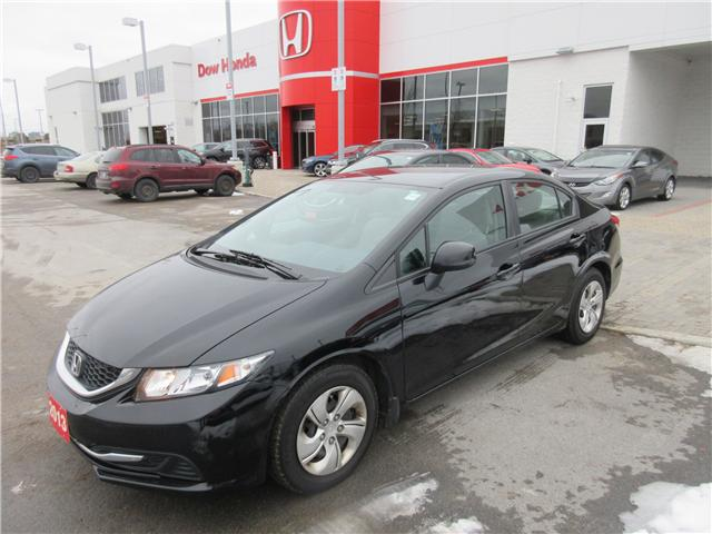 2013 Honda Civic LX (Stk: SS3259) in Ottawa - Image 1 of 10