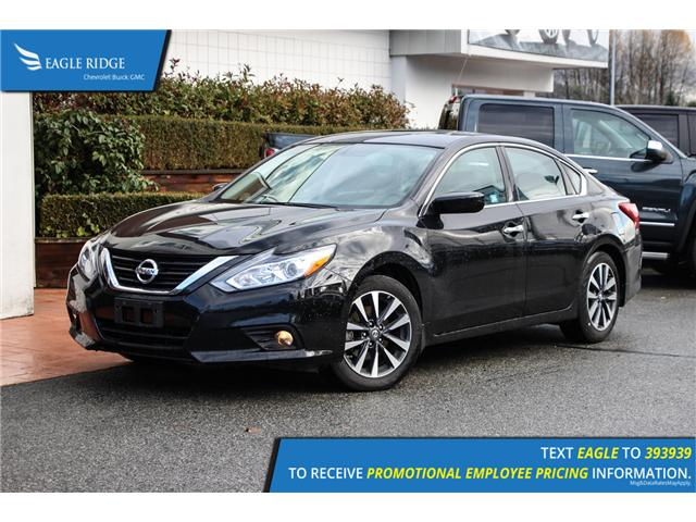 2017 Nissan Altima 2.5 SV (Stk: 179261) in Coquitlam - Image 1 of 17
