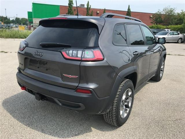 2019 Jeep Cherokee Trailhawk (Stk: J18118) in Newmarket - Image 2 of 20