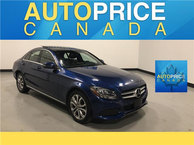 2017 Mercedes-Benz C-Class Base (Stk: W9999) in Mississauga - Image 1 of 30
