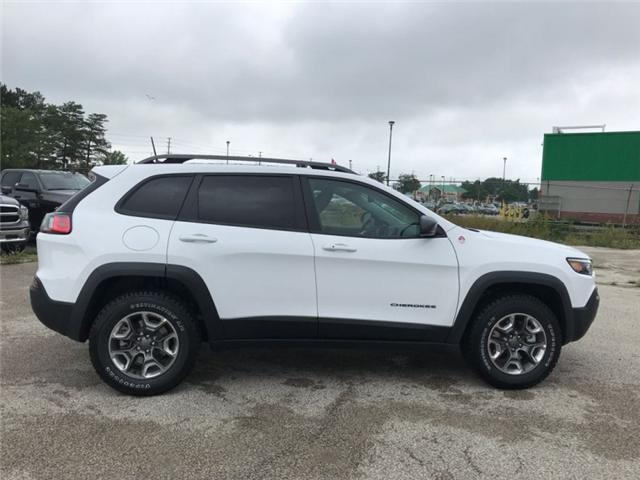 2019 Jeep Cherokee Trailhawk (Stk: J18218) in Newmarket - Image 1 of 21
