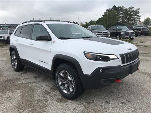 2019 Jeep Cherokee Trailhawk (Stk: J18218) in Newmarket - Image 2 of 21