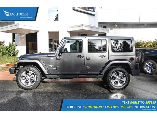 2018 Jeep Wrangler JK Unlimited Sahara (Stk: 189256) in Coquitlam - Image 3 of 13
