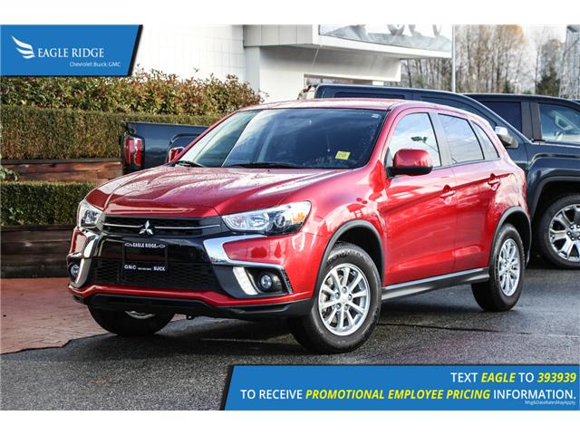 2018 Mitsubishi RVR SE (Stk: 189364) in Coquitlam - Image 1 of 15