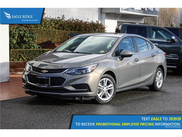 2018 Chevrolet Cruze LT Auto (Stk: 189199) in Coquitlam - Image 1 of 16