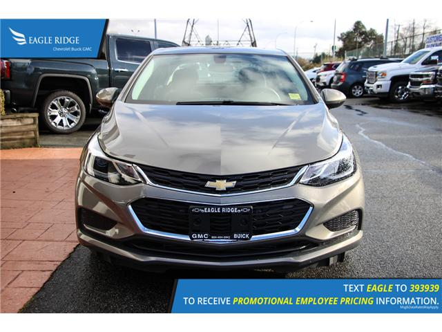 2018 Chevrolet Cruze LT Auto (Stk: 189199) in Coquitlam - Image 2 of 16