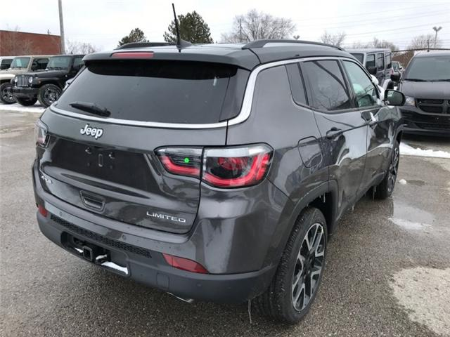 2018 Jeep Compass Limited (Stk: M17827) in Newmarket - Image 1 of 23