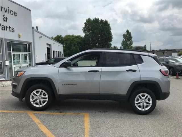 2018 Jeep Compass Sport (Stk: W17662) in Newmarket - Image 2 of 20