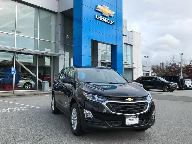 2019 Chevrolet Equinox LS (Stk: 9E0442T) in North Vancouver - Image 2 of 14
