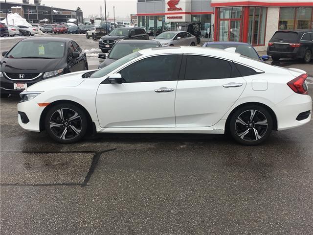 2017 Honda Civic Touring (Stk: U17235) in Barrie - Image 2 of 19