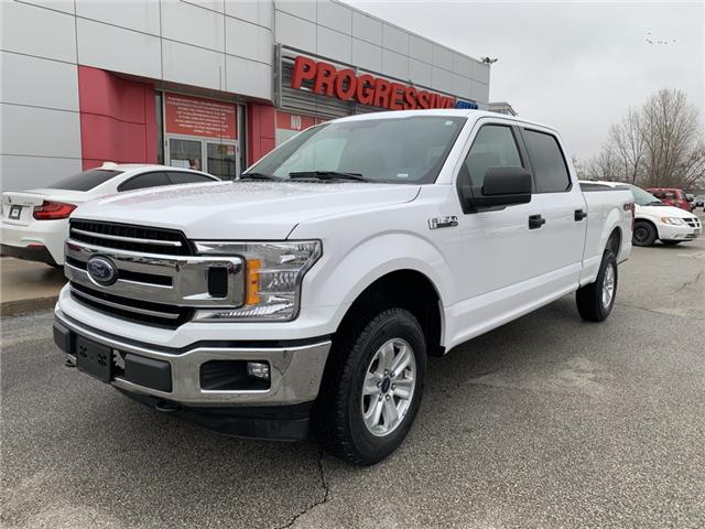 2018 Ford F-150 XLT (Stk: JKD74105) in Sarnia - Image 1 of 19