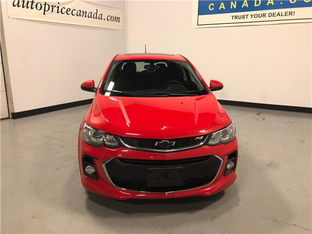 2018 Chevrolet Sonic LT Auto (Stk: F9997) in Mississauga - Image 2 of 26