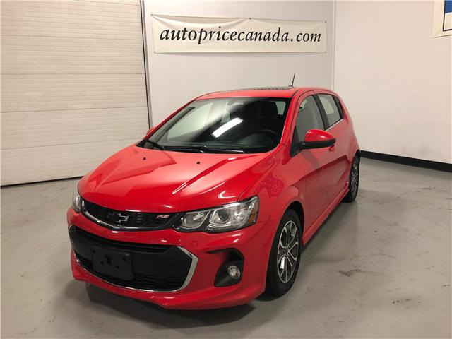 2018 Chevrolet Sonic LT Auto (Stk: F9997) in Mississauga - Image 3 of 26