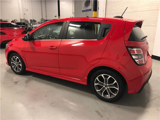 2018 Chevrolet Sonic LT Auto (Stk: F9997) in Mississauga - Image 5 of 26