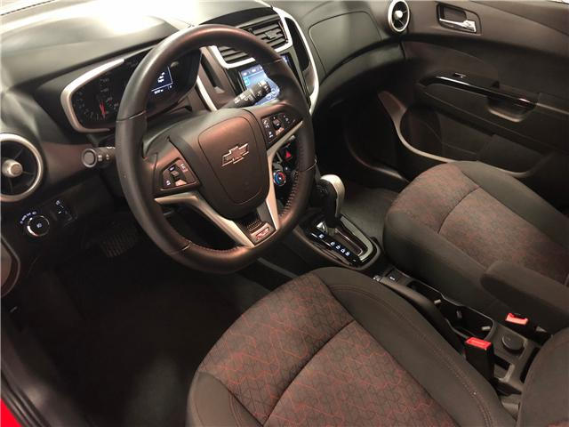 2018 Chevrolet Sonic LT Auto (Stk: F9997) in Mississauga - Image 9 of 26