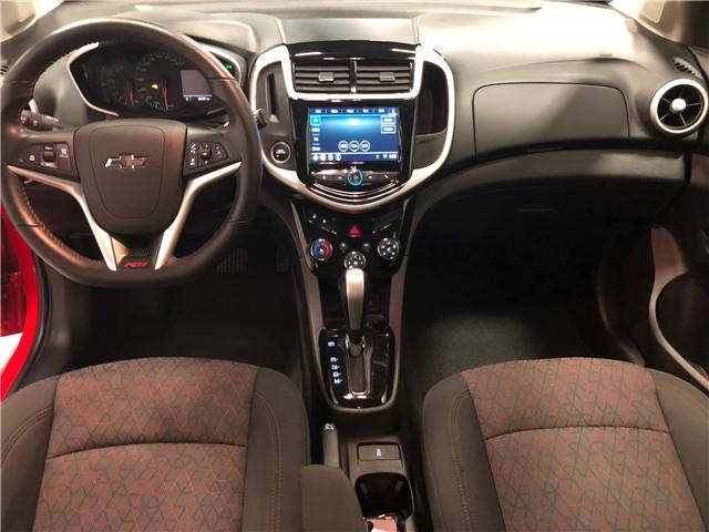 2018 Chevrolet Sonic LT Auto (Stk: F9997) in Mississauga - Image 10 of 26