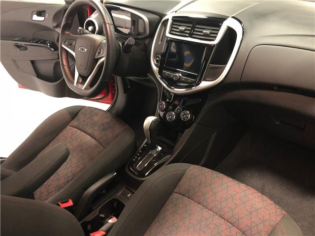 2018 Chevrolet Sonic LT Auto (Stk: F9997) in Mississauga - Image 21 of 26