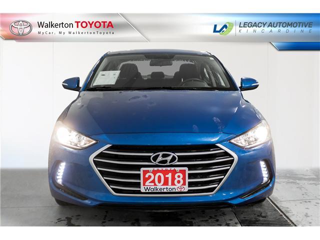 2018 Hyundai Elantra GL SE (Stk: P8034) in Kincardine - Image 2 of 20