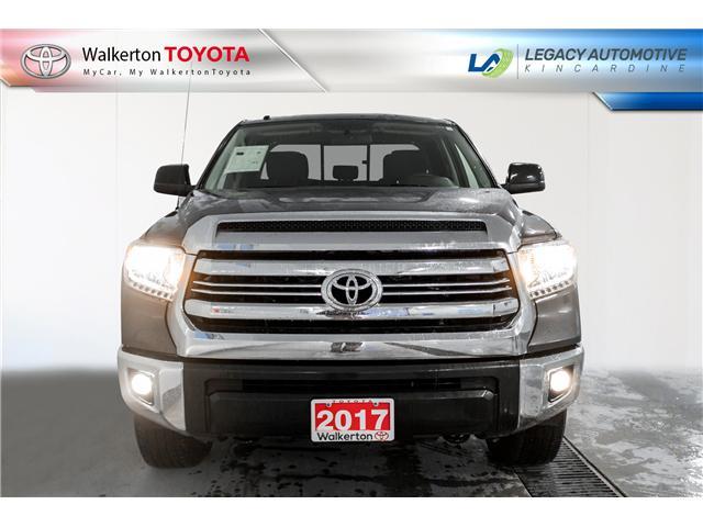 2017 Toyota Tundra SR5 Plus 5.7L V8 (Stk: P8173) in Kincardine - Image 2 of 8