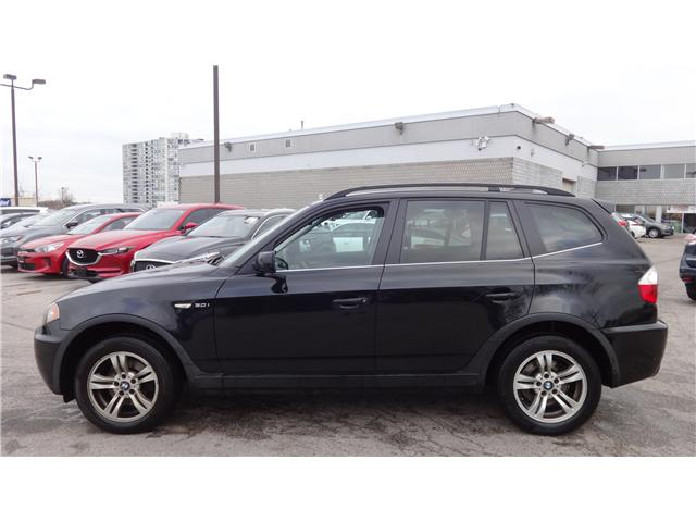 2006 BMW X3 3.0i (Stk: JY334168A) in Scarborough - Image 2 of 14