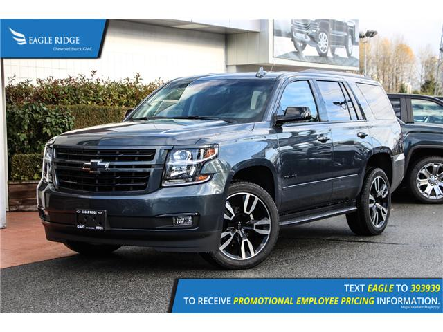 2019 Chevrolet Tahoe Premier (Stk: 97603A) in Coquitlam - Image 1 of 21