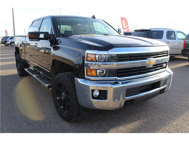 2015 Chevrolet Silverado 3500HD LTZ (Stk: 170409) in Medicine Hat - Image 1 of 19
