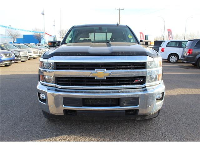 2015 Chevrolet Silverado 3500HD LTZ (Stk: 170409) in Medicine Hat - Image 2 of 19