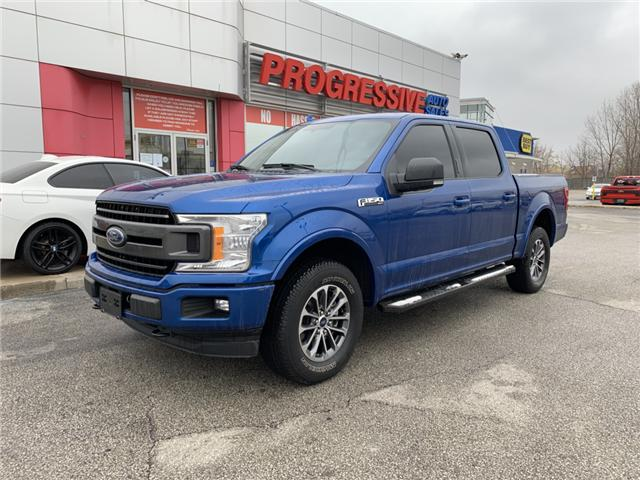 2018 Ford F-150  (Stk: JFC58362) in Sarnia - Image 1 of 19