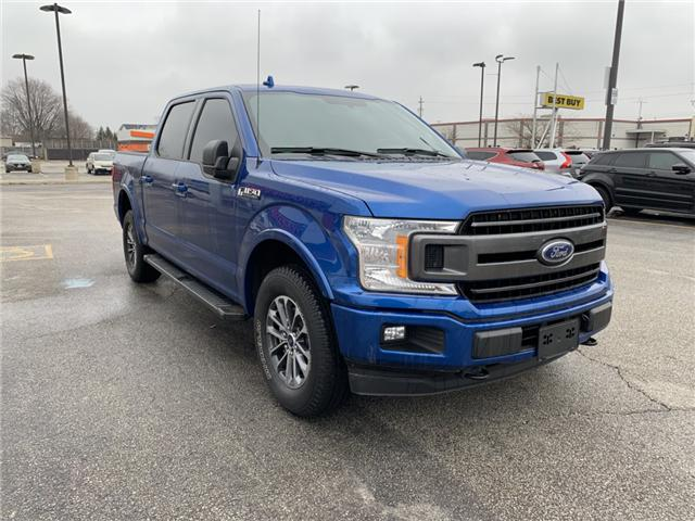 2018 Ford F-150  (Stk: JFC58362) in Sarnia - Image 3 of 19