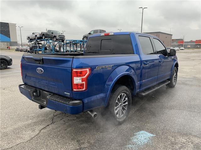 2018 Ford F-150  (Stk: JFC58362) in Sarnia - Image 6 of 19