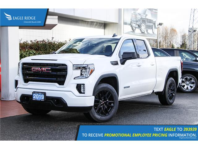 2019 GMC Sierra 1500 Elevation (Stk: 98208A) in Coquitlam - Image 1 of 15