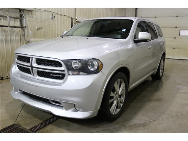 2011 Dodge Durango R/T (Stk: JT135K) in Rocky Mountain House - Image 1 of 27