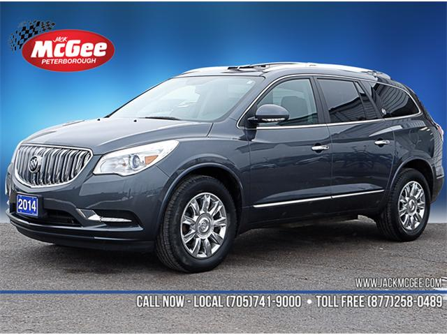 2014 Buick Enclave Leather (Stk: 19224A) in Peterborough - Image 1 of 22