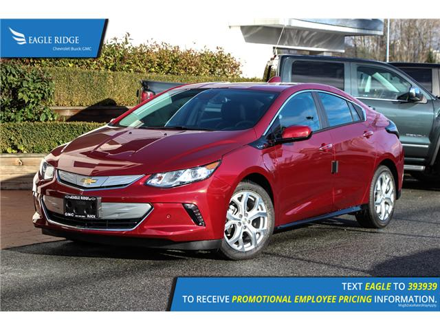 2019 Chevrolet Volt Premier (Stk: 91208A) in Coquitlam - Image 1 of 17
