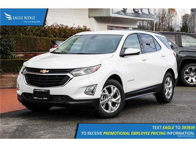 2018 Chevrolet Equinox LT (Stk: 84684A) in Coquitlam - Image 1 of 16