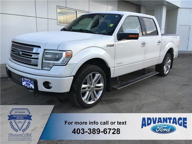 2014 Ford F-150 Limited (Stk: 5353A) in Calgary - Image 1 of 17
