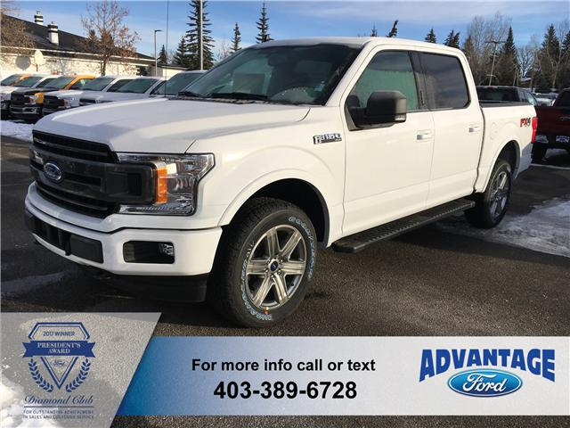 2019 Ford F-150 XLT (Stk: K-187) in Calgary - Image 1 of 5