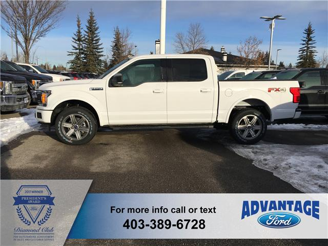 2019 Ford F-150 XLT (Stk: K-187) in Calgary - Image 2 of 5