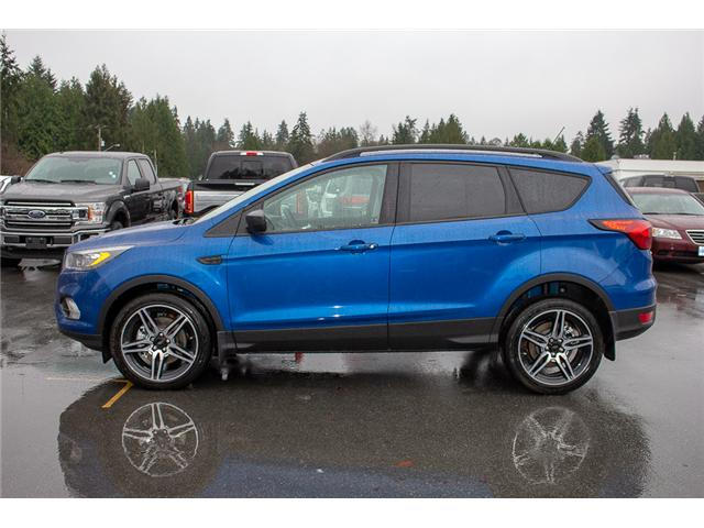 2019 Ford Escape SEL (Stk: 9ES0024) in Surrey - Image 4 of 26