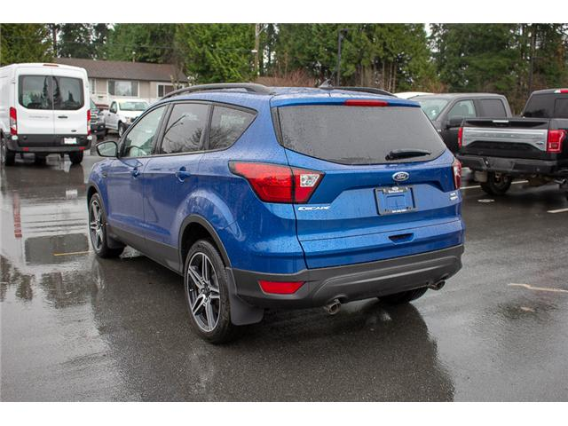 2019 Ford Escape SEL (Stk: 9ES0024) in Surrey - Image 5 of 26