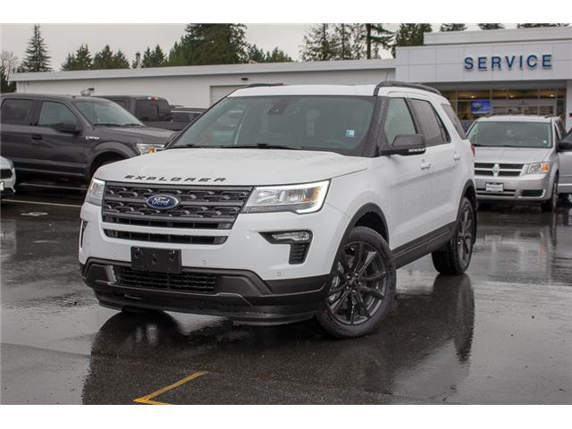 2019 Ford Explorer XLT (Stk: 9EX4499) in Vancouver - Image 3 of 27