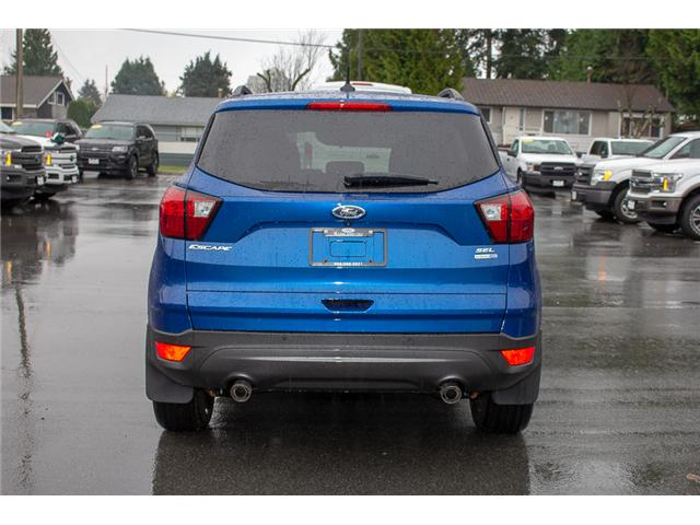 2019 Ford Escape SEL (Stk: 9ES0024) in Surrey - Image 6 of 26