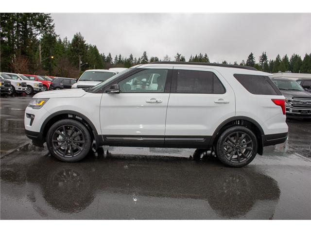 2019 Ford Explorer XLT (Stk: 9EX4499) in Vancouver - Image 4 of 27