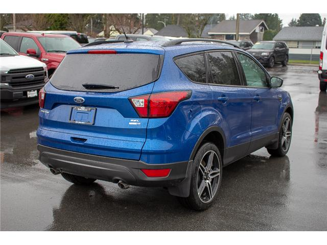 2019 Ford Escape SEL (Stk: 9ES0024) in Surrey - Image 7 of 26