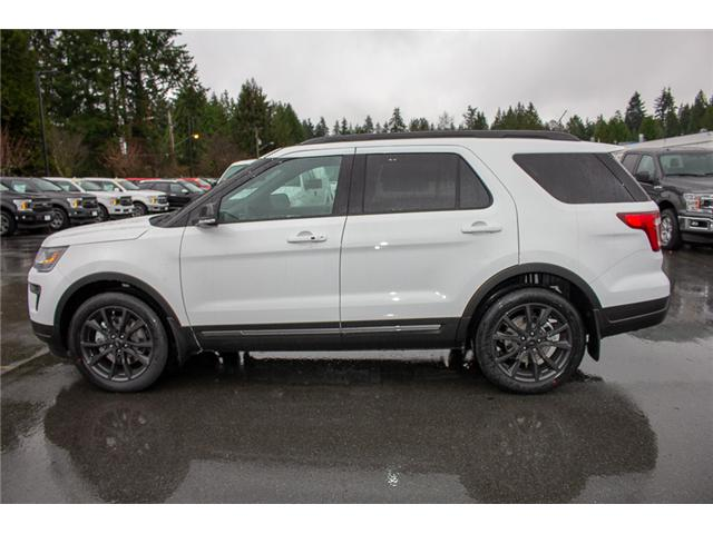 2019 Ford Explorer XLT (Stk: 9EX4499) in Vancouver - Image 5 of 27