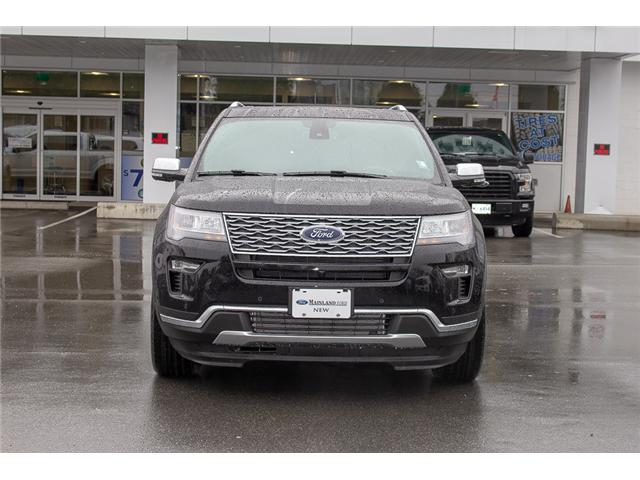2019 Ford Explorer Platinum (Stk: 9EX6135) in Surrey - Image 2 of 28