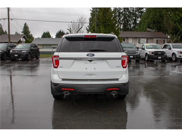 2019 Ford Explorer XLT (Stk: 9EX4499) in Vancouver - Image 7 of 27
